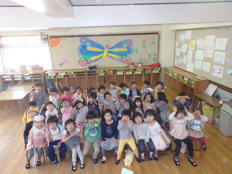 すみれ-2016年4月