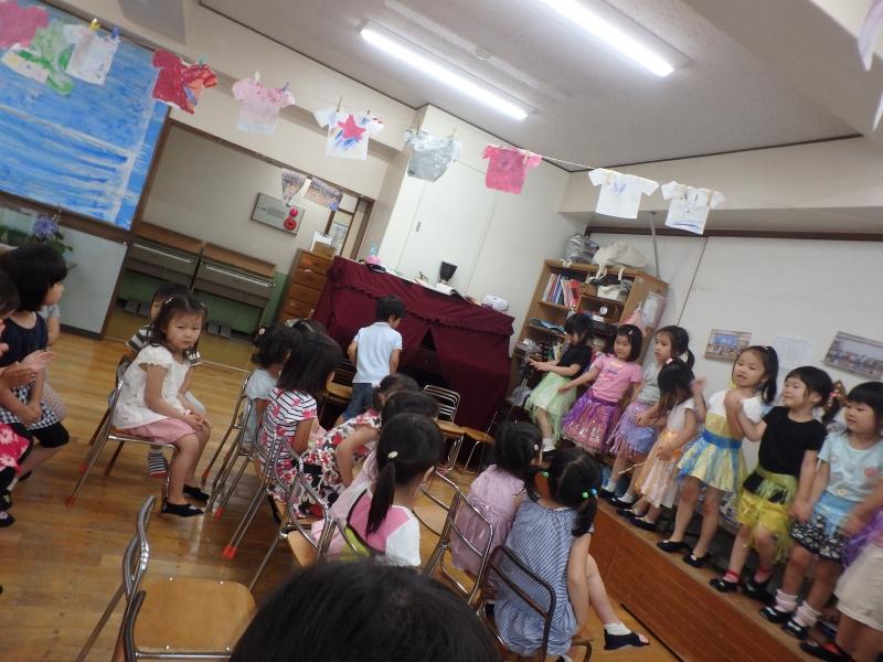 すみれ-2017年7月