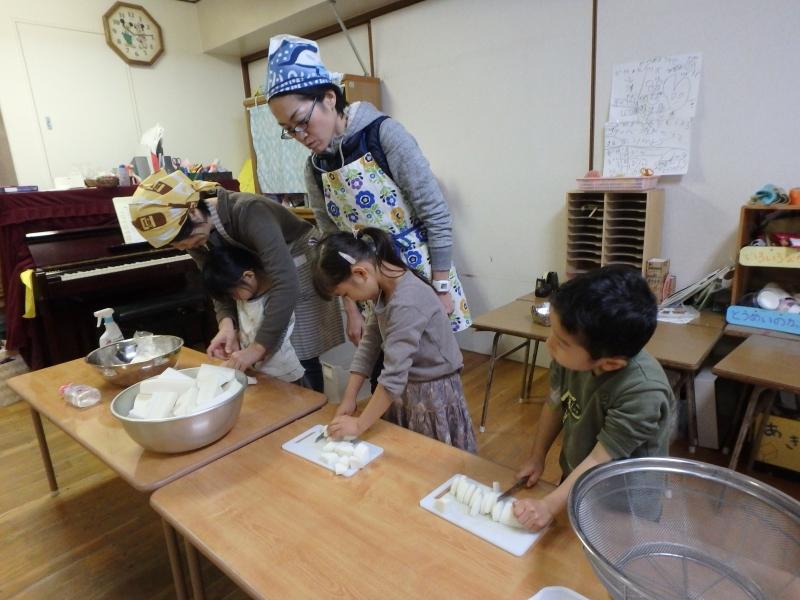 2015年度すみれ保育参加