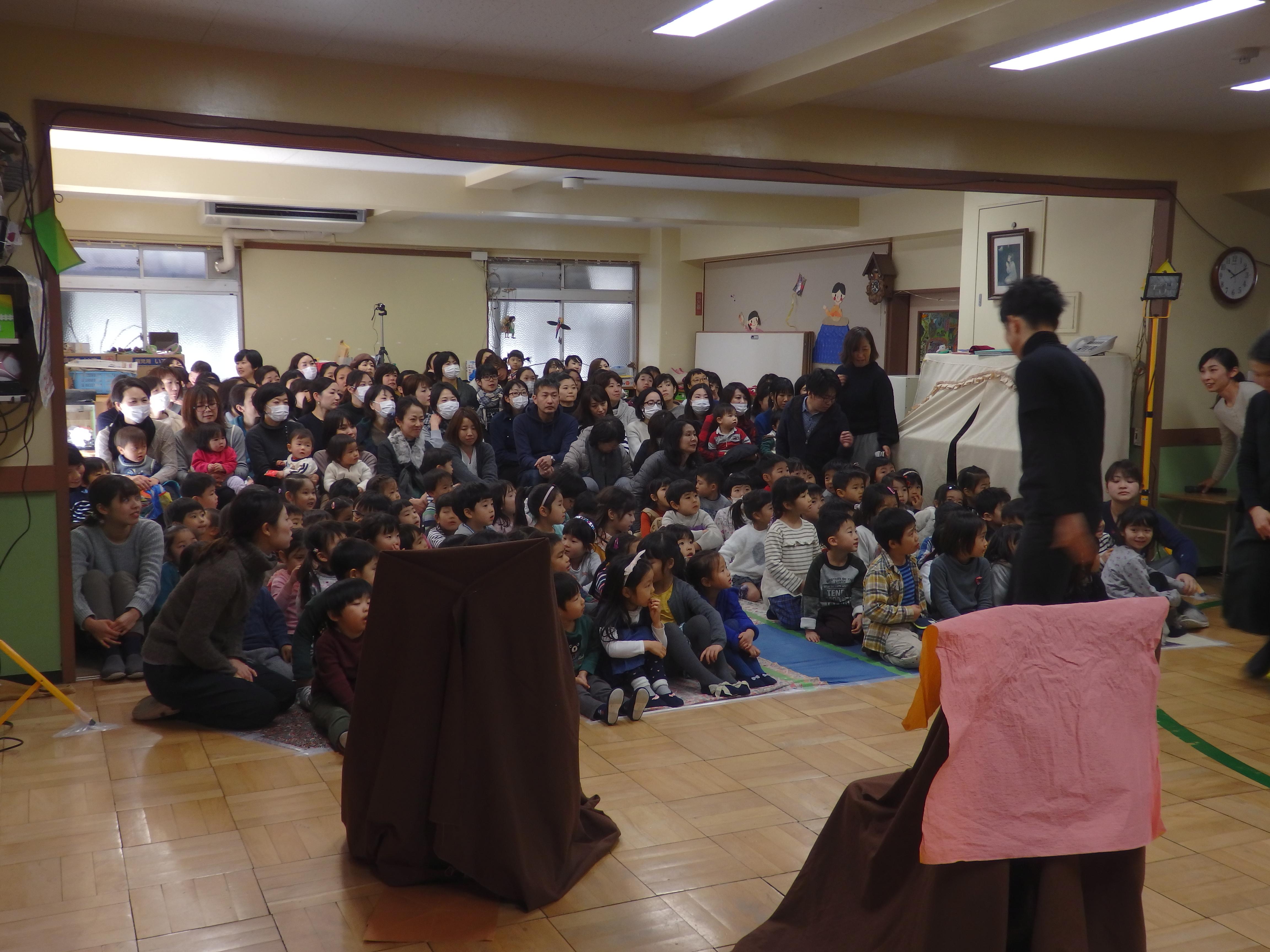 2017年度親子お楽しみ会