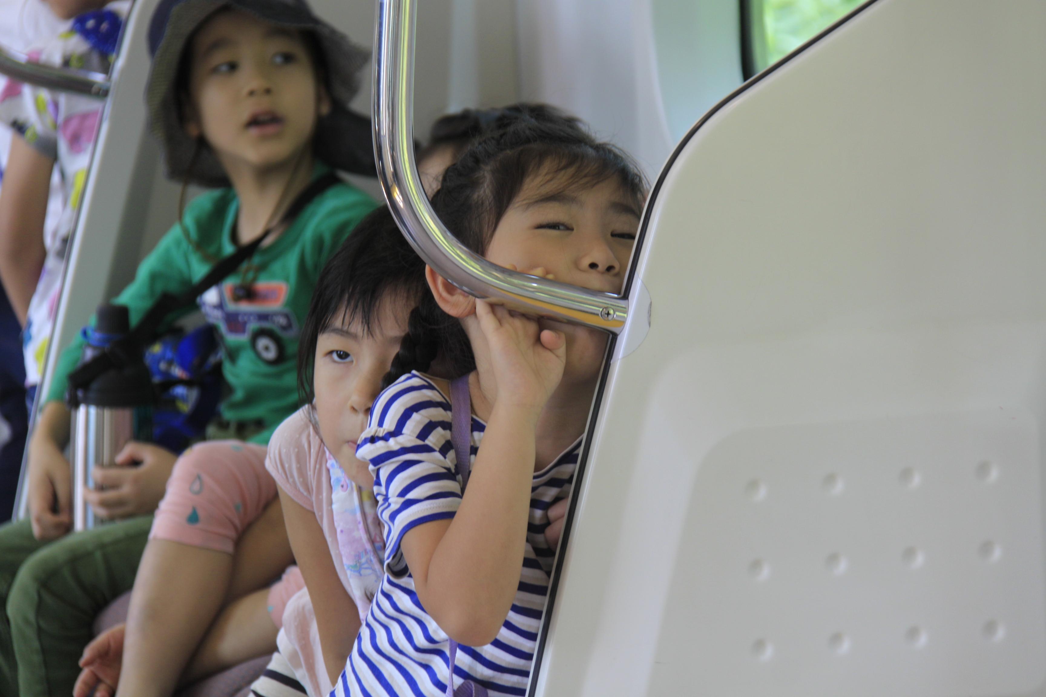 2018年度 宿泊保育