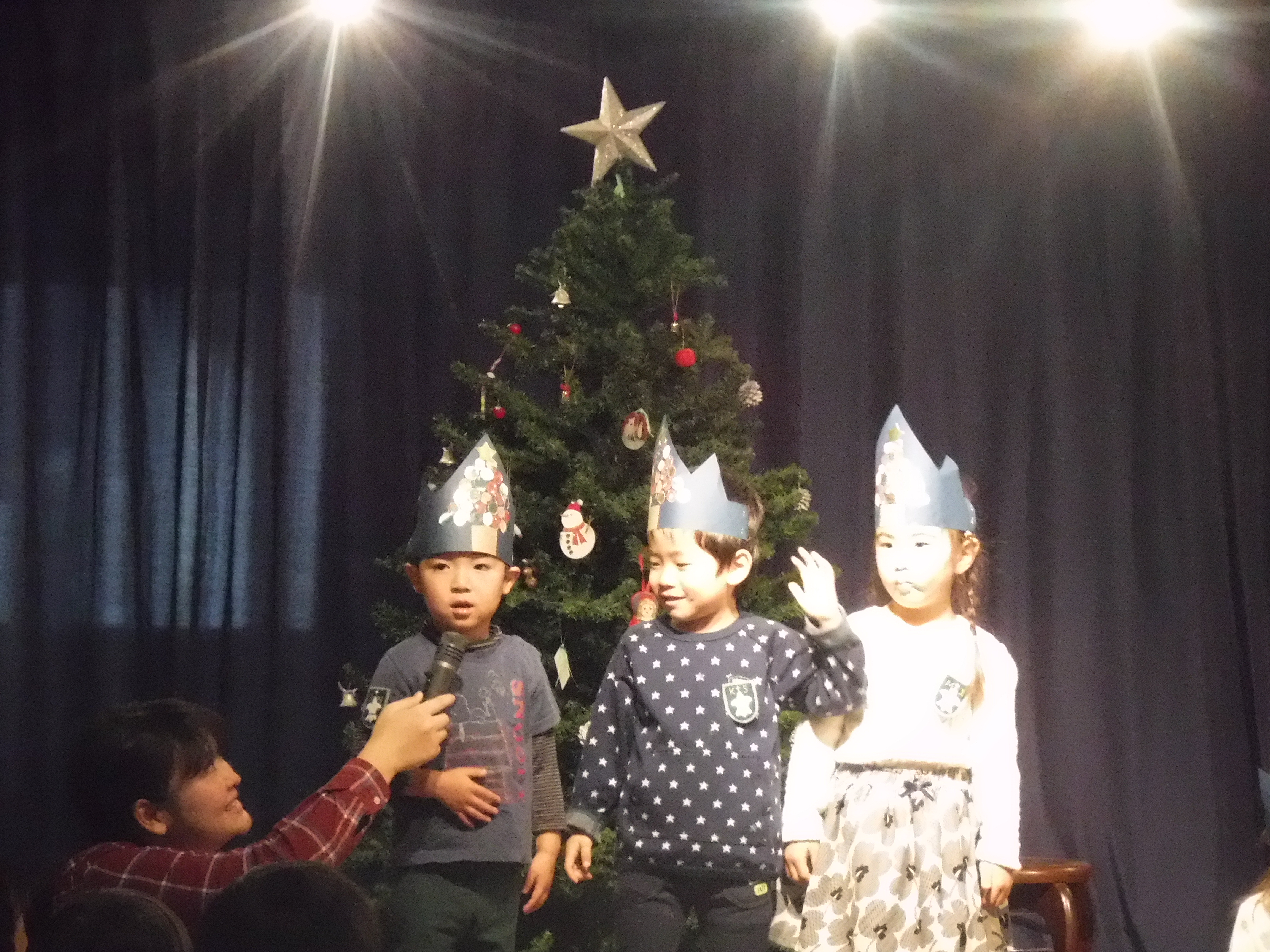 2018年度 12月誕生会