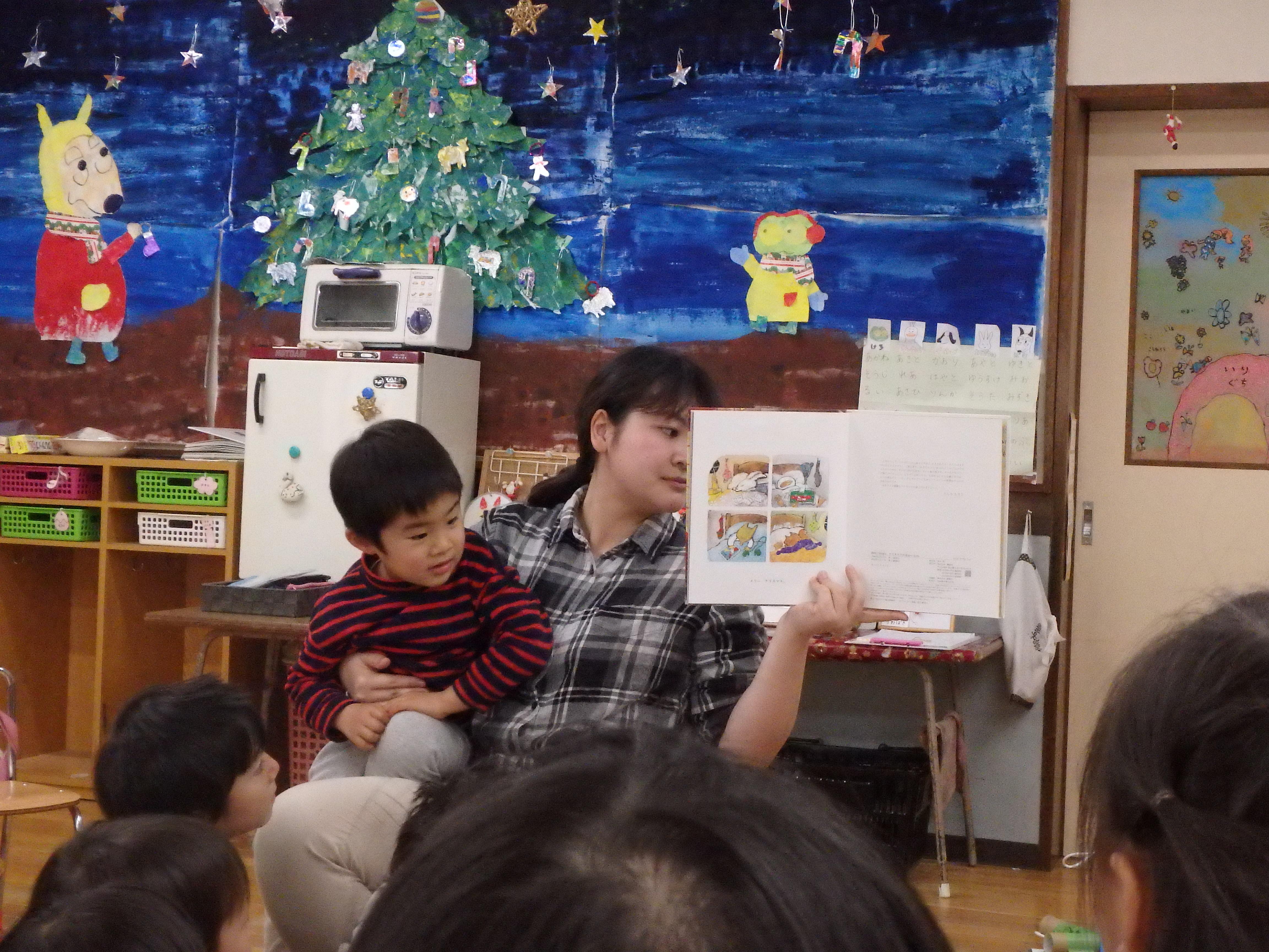 2018年度 すみれ 12月