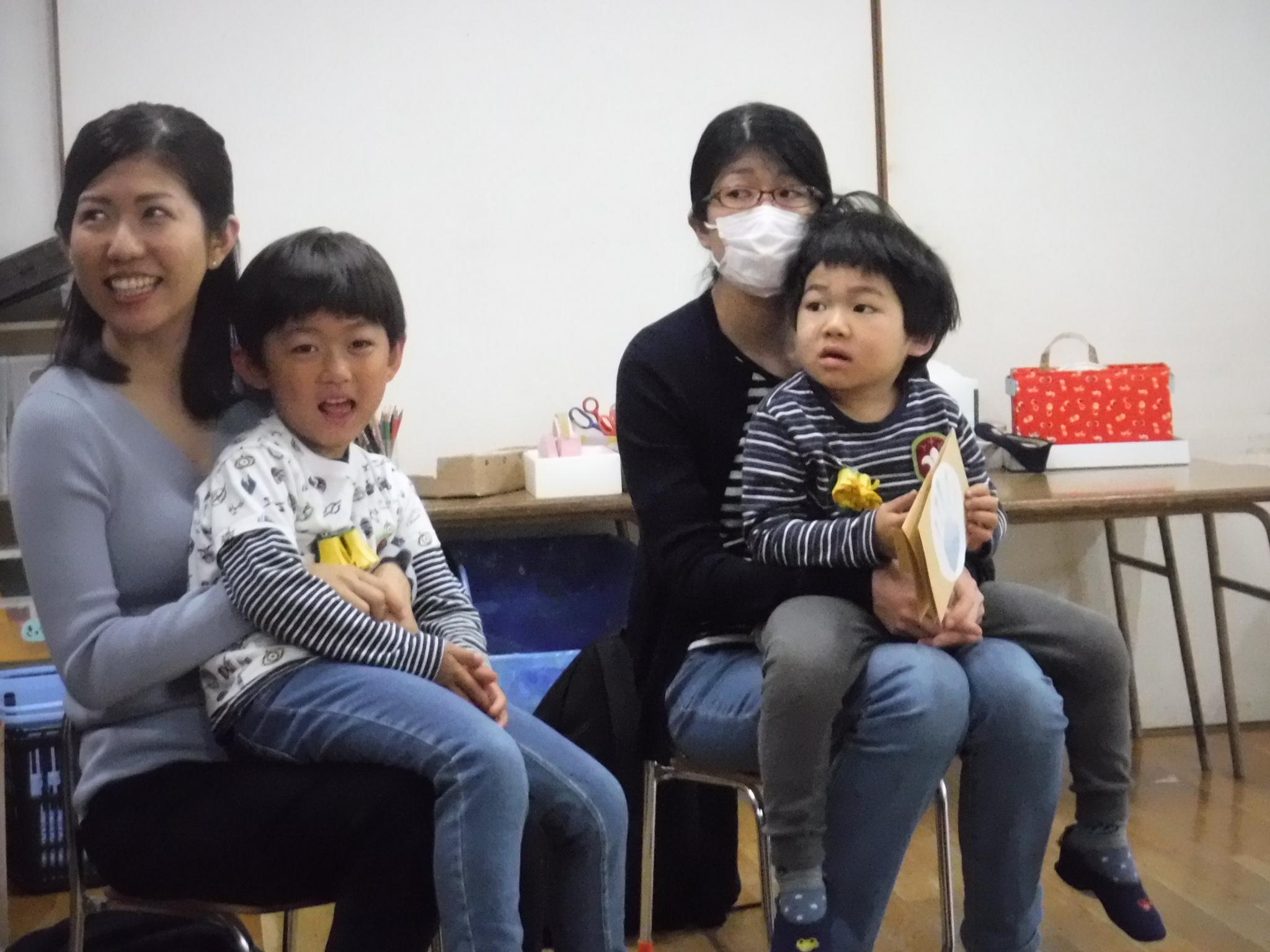 2019年度 すみれ組 4月